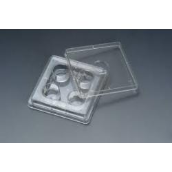 پلیت کشت سلول استریل 4Testplate Wells