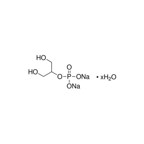 گلیسرول فسفات دی سدیم سالت Glycerol phosphate disodium salt hydrate SIGMA G6501